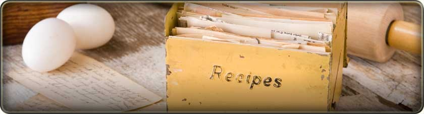 Recipe Repertoire