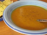 Curried Butternut Soup