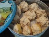 Coconut Jam Tartlets